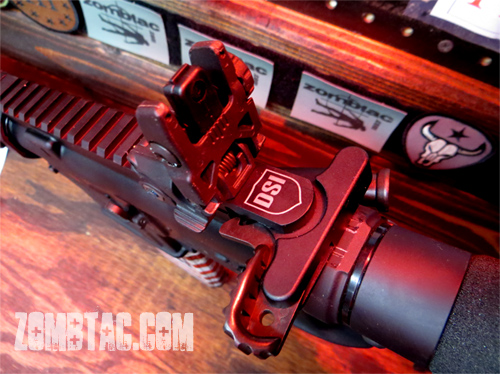DPMS Panther Arms Lo-Pro Upper Receiver